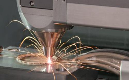 三井精机推出新型3D打印切削混合加工设备