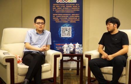 访广州亿航联合创始人熊逸放