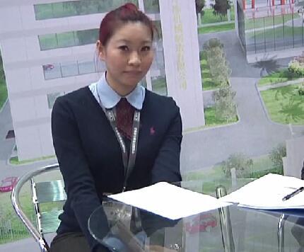 专访恒星冷冻机械销售副总袁嘉仪