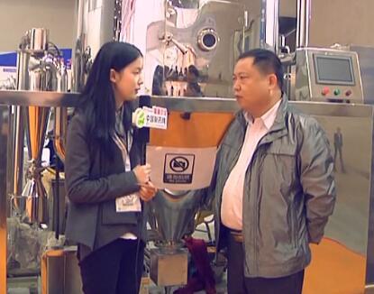 專訪甦新干燥設備總經理吳東新