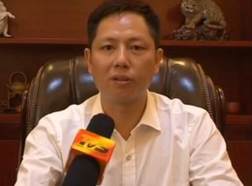专访汇生淇纺织总经理冼德军