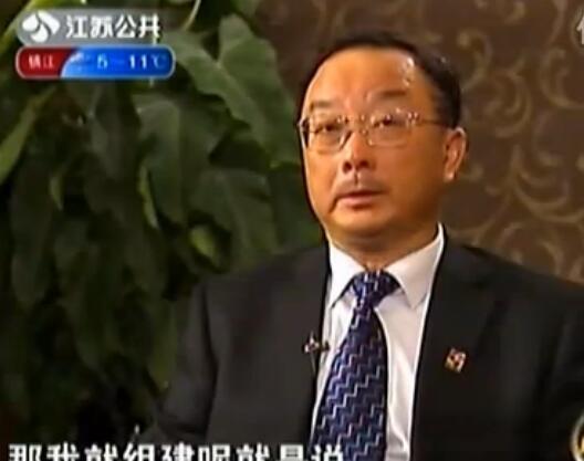 专访江苏箭鹿集团董事长刘庆年