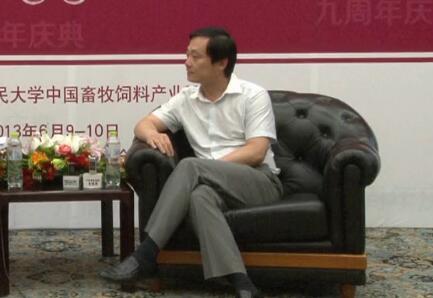 專訪華北制藥集團是煒先生