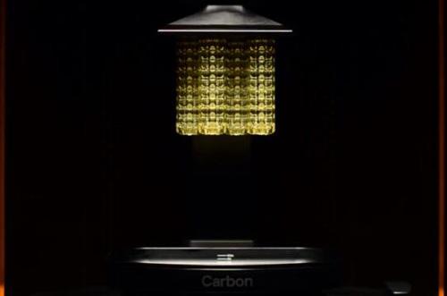 让模型从液体中自动升起的3D打印机 Carbon M1