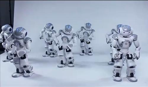 教学机器人Nao 创造未来教育方式