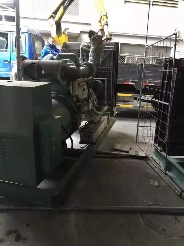 150小松发电机接线示意图