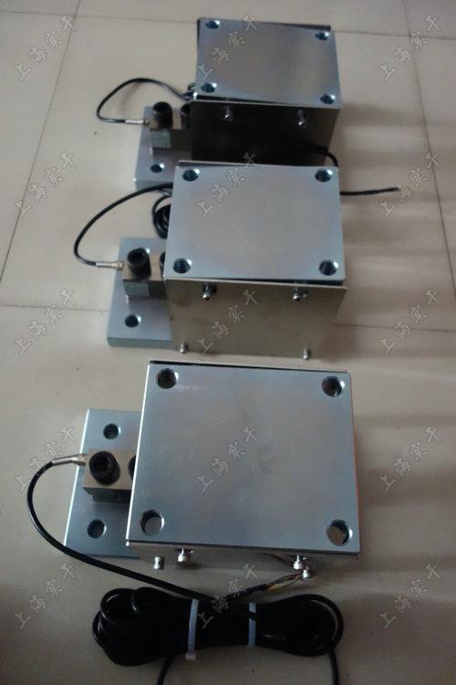 接线盒中并可根据各种防爆称重模块受载情况调节角差,经过汇集后的