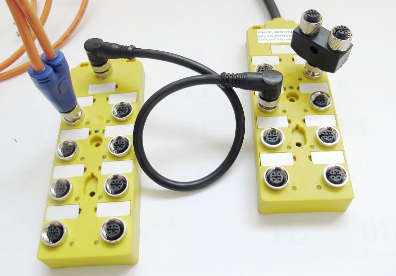 串口接线多接口分线盒可根据客户现场实际需要制定内部线路,能大幅度