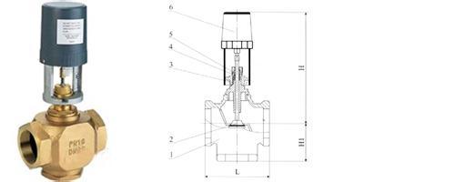 vb3200-沃茨vb3200比例积分电动二通调节阀