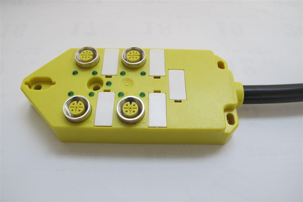 M12多接口分线盒