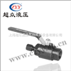 QG·QY1仪表,测量,矿用球阀,气动管路球阀