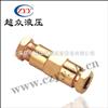 JKY-Z2.5系列卡套式管接头(黄铜)