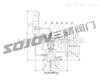 Ax46F(Y)-16先导式安全阀